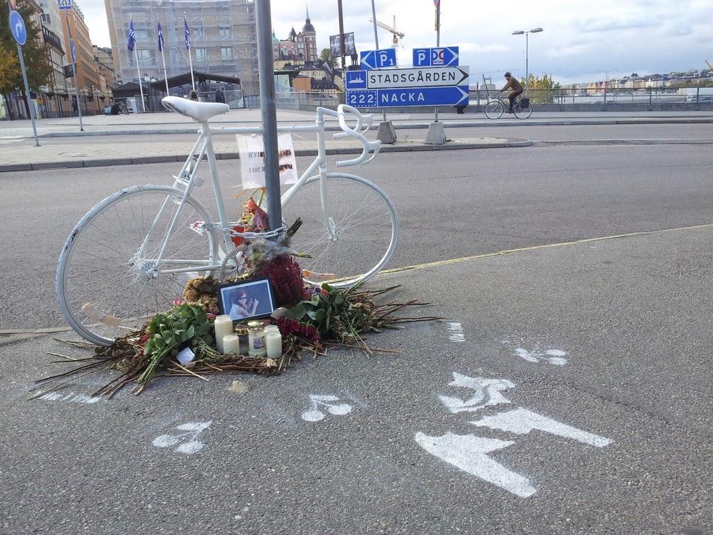 En undersökning till! Snart vet vi hur man skyddar cyklister!