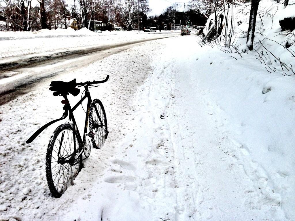 Johanneshovsvägen. Foto: mattiaskrantz/Twitter