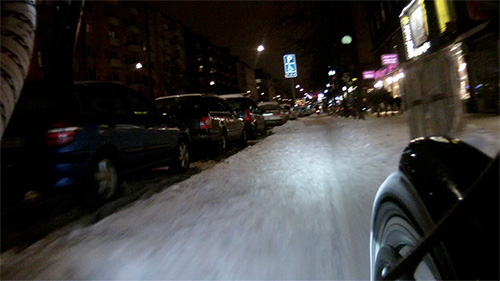 Götgatan södergående.