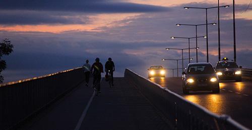 Motorväg till höger? Foto: Johan Lange/Flickr.
