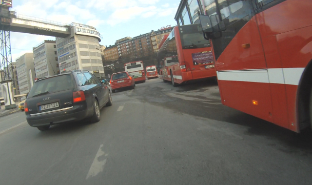 Slussenbussar