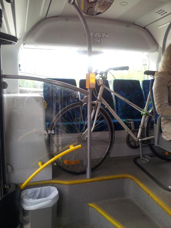 Cykelpåbuss