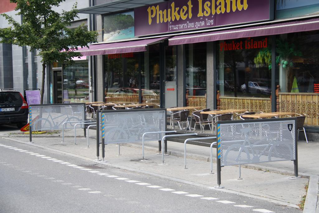 Stockholmshage i Hammarby Sjöstad