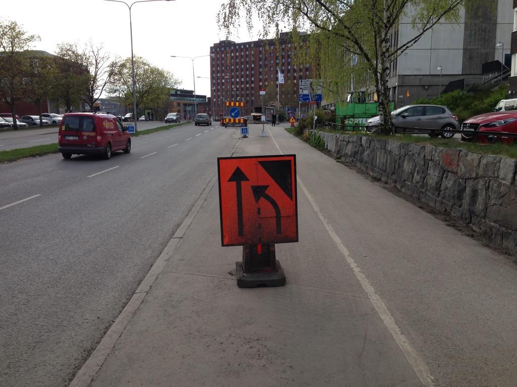 Ekensbergsvägen foto Jocke von Scheele