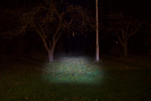 Sigma Lightsters ljuskägla