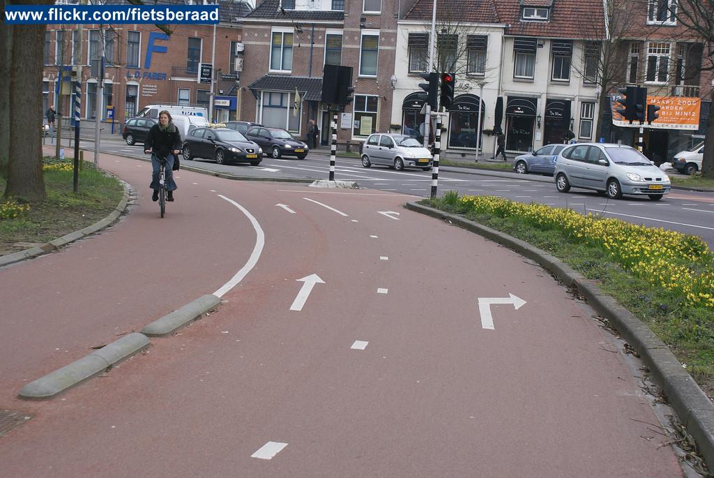Leeuwarden cykelväg