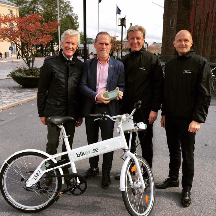 Inga hyrcyklar i Stockholm 2019?