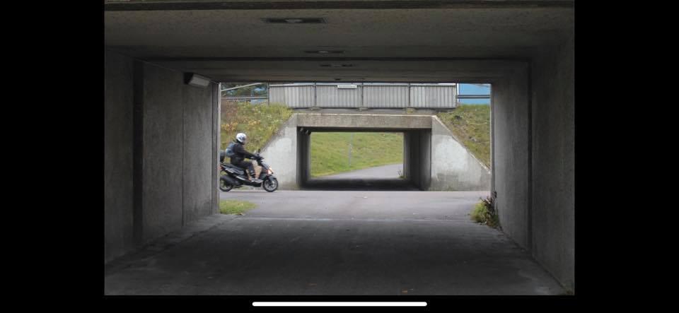 När Trafikverket bygger ny cykelväg, gäller det att ha kompass, gott om tid, och starka ben