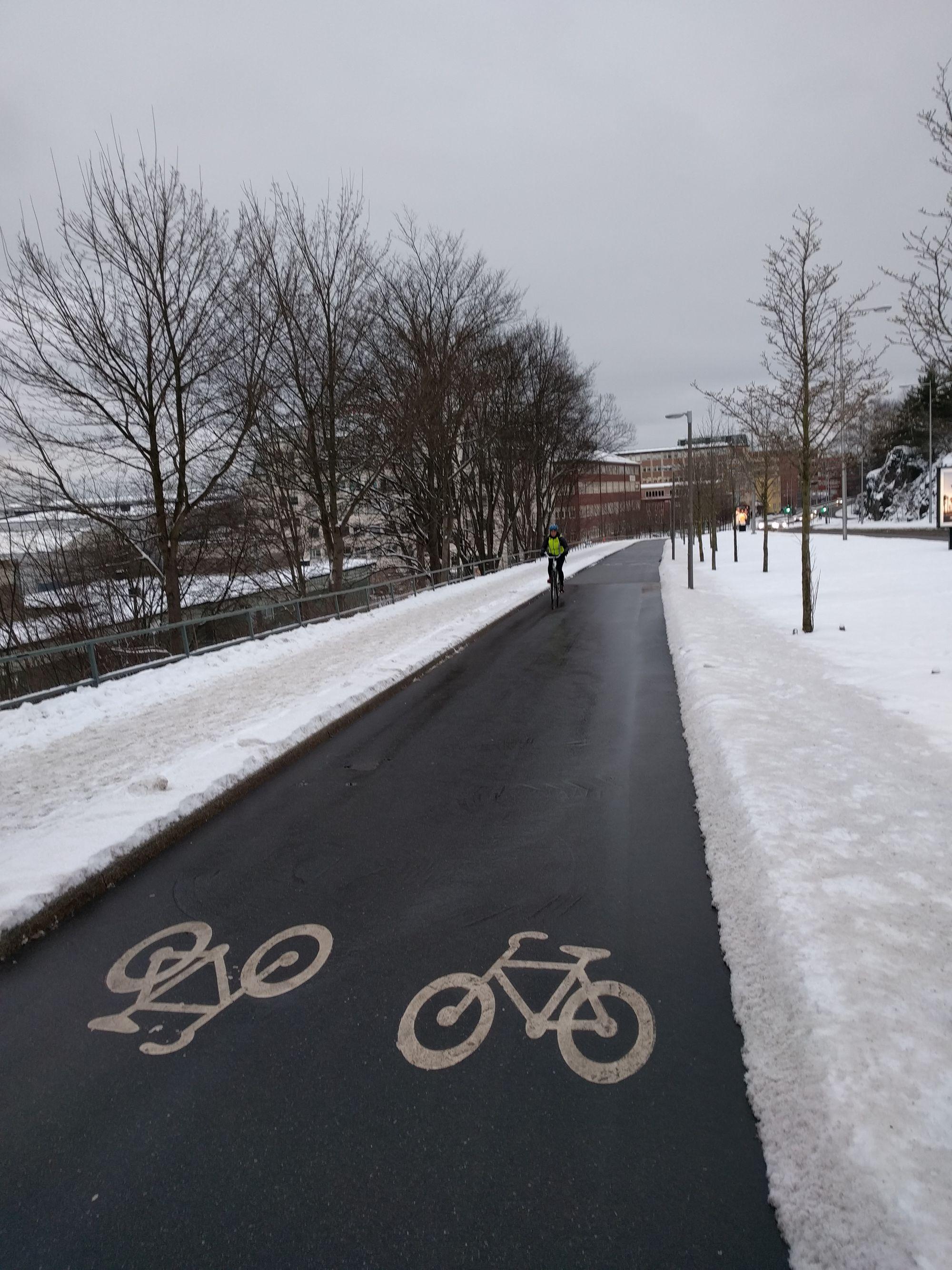 Här sopsaltas det i Stockholms län i vinter