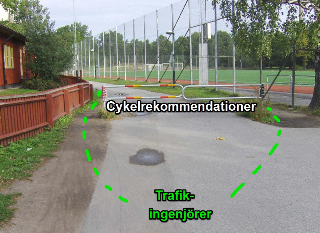 Vi måste prata om varför Stockholm inte tycker det är viktigt med cyklister