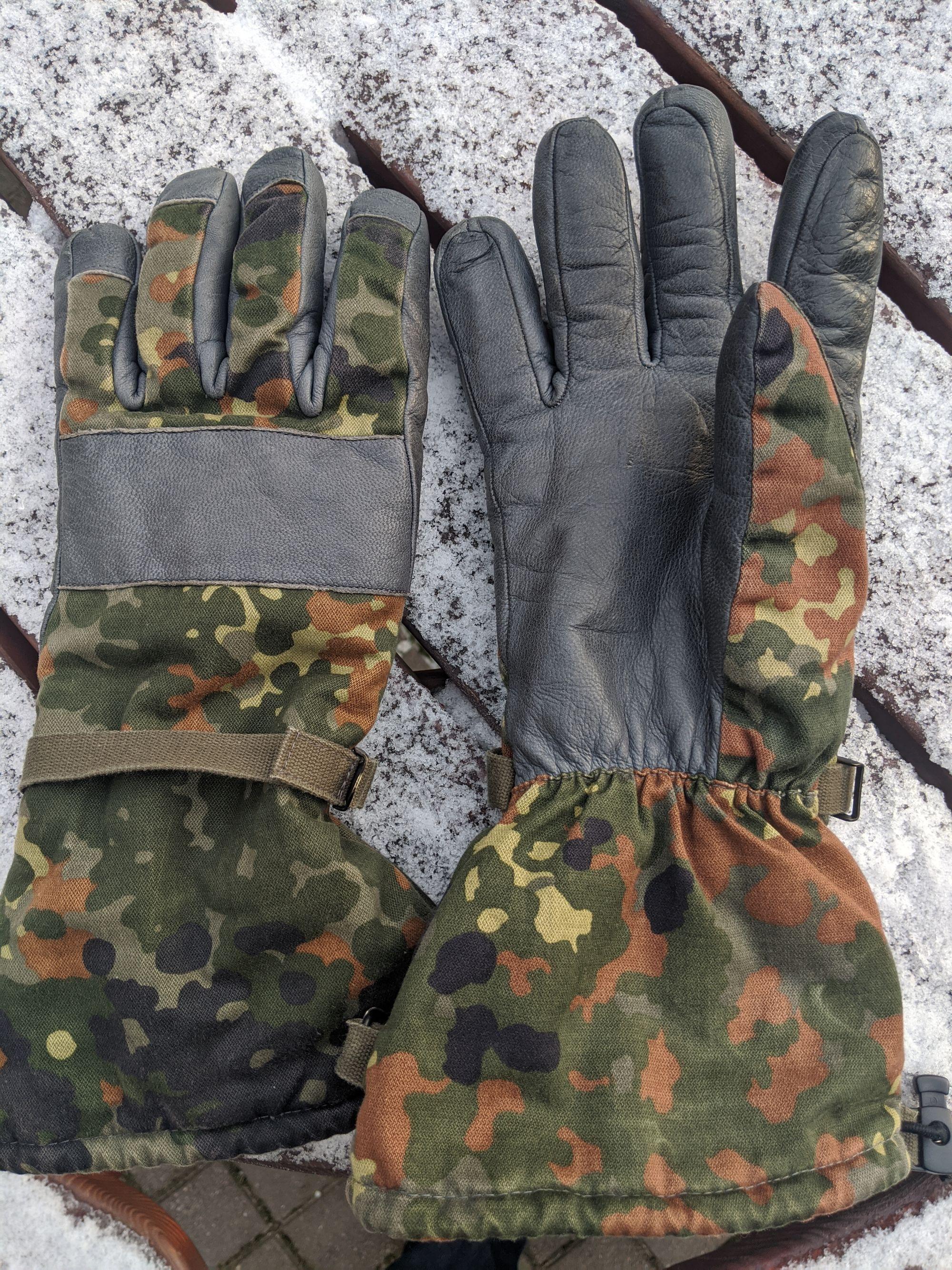 Vinter! Dags för nya handskar!