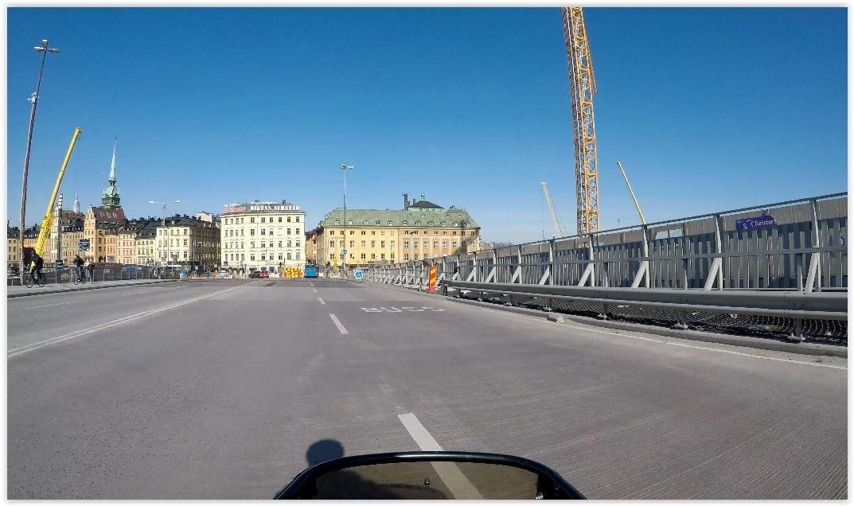 Göteborg gör pop-up cykelbanor